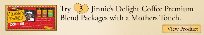Try 3 Jinnie Delight Packages.